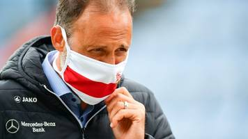 2. Liga: Zweitliga-Hit VfB gegen HSV mit Brisanz und Druck