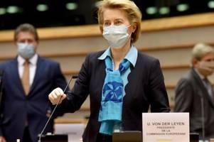 Ursula von der Leyen hat zumindest mal einen Plan für Europas Zukunft