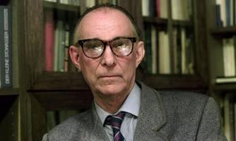 Pharmakologe Oleh Hornykiewicz gestorben