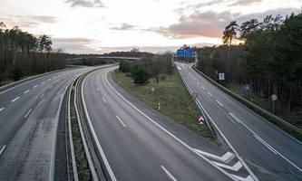 Verkehr ging auf Österreichs Straßen im April weiter zurück