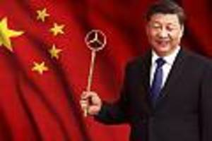Gastbeitrag von Gabor Steingart - Lautlose Invasion: Wie sich zwei chinesische Investoren die Macht über Daimler sichern