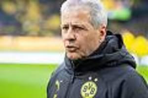 Dortmund-Trainer befeuert Gerüchte - Schmeißt Favre hin? BVB soll bereits Kontakt zu Ex-Bayern-Coach aufgenommen haben