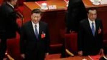 China: Parlament billigt umstrittenes Gesetz