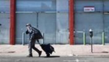 USA: Zahl der Neuanträge auf US-Arbeitslosenhilfe geht leicht zurück