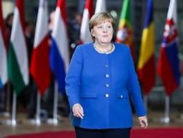 CDU stützt Merkel-Macron-Plan: Deutschland will nicht Dominator sein