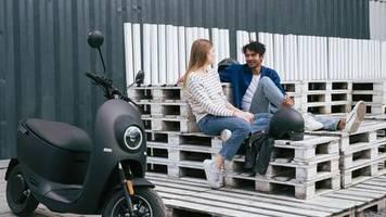 Mobilität: Unu-Scooter – diesen E-Roller aus Berlin wird es als steuersparendes Dienstrad geben