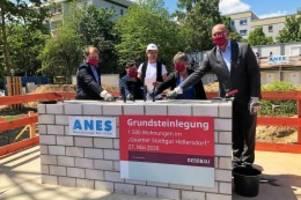 stadtentwicklung : baustart für hellersdorfer quartier