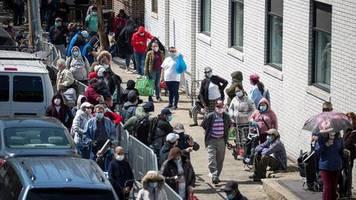 News zur Coronavirus-Pandemie: 2,1 Millionen Erstanträge: Zahl der Arbeitslosen in den USA steigt weiter dramatisch an