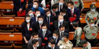 sicherheitsgesetz für hongkong: hongkong fürchtet um autonomie
