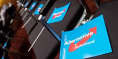 niedersächsischer afd-landesverband: in teilen rechtsextrem