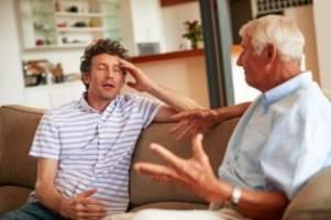 Familien: Wenn Kinder den Kontakt zu den eigenen Eltern abbrechen