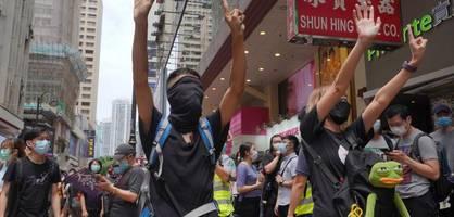 """""""Hongkong ist das neue West-Berlin"""""""