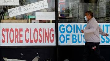 Coronakrise: US-Wirtschaft bricht ein – Zwei Millionen Arbeitslose in einer Woche