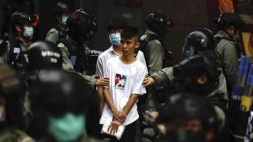 china bleibt hart - peking: volkskongress billigt sicherheitsgesetz für hongkong