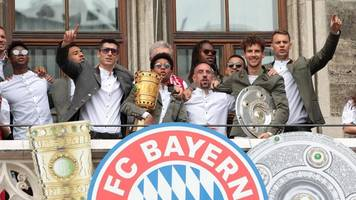 fc bayern: münchens oberbürgermeister sagt meisterfeier mit fans ab