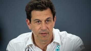 Formel 1 - Daimler: Kein Mercedes-Ausstieg - Wolff bleibt Teamchef