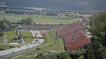 Formel 1: Entscheidung über Rennen in Österreich direkt nach Pfingsten
