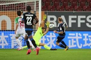 FCA in der Einzelkritik: Luthe rettet gegen Paderborn einen Punkt