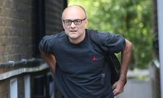 coronasperren missachtet: johnson-berater kommt wohl straffrei davon