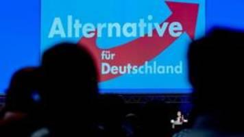 Parteinahe Stiftung: Machtkampf in der AfD weitet sich aus