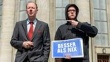 die partei: satirepartei gewinnt rechtsstreit um staatliche zuschüsse