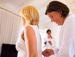 Vier Jahre nach Ehe mit Freundin: Vera Int-Veen postet Hochzeitsfoto