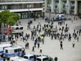 Polizei bereitet sich auf Großeinsatz am Pfingstwochenende vor
