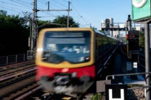 Verkehr in Berlin: Verlängerung der S-Bahnlinie S2 dauert noch Jahre