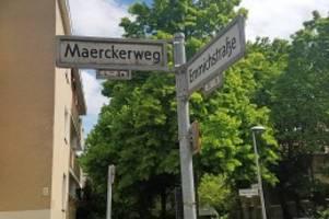 Straßenumbenennung: Der Maerckerweg in Lankwitz wird umbenannt