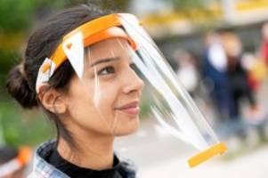 pandemie: visier oder maske: welcher corona-schutz ist besser?