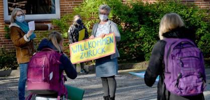 """""""Habe bisher kein schlüssiges Hygienekonzept für Schulen gehört"""""""