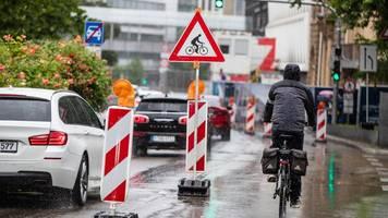 Ausbau der neuen Radfahrstreifen in Berlin soll weitergehen