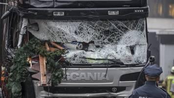 breitscheidplatz-attentat: polizei übersah bei spurensuche zettel im lkw