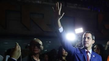 Guaidó in Venezuela als Parlamentspräsident bestätigt