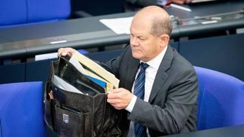 Scholz bewirbt sich in Brandenburg um Bundestagsmandat