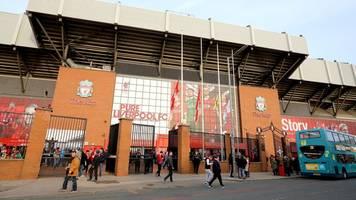 Premier League: Heimspielverbot für FC Liverpool bis zum Titel?
