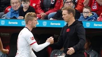 RB Leipzig: Nagelsmann will Werner mit Taten zum Verbleib überzeugen