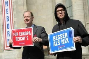 Sonneborns Satirepartei Die Partei gewinnt Rechtsstreit