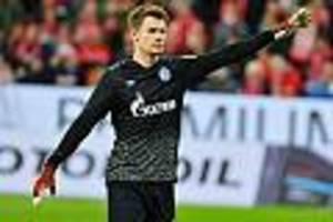 News-Ticker zur Bundesliga - Rolle rückwärts bei Schalke! Nübel rückt wieder für Schubert ins Tor