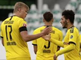 Dortmunds Chancen auf den Titel: Wenn nicht jetzt, dann nie