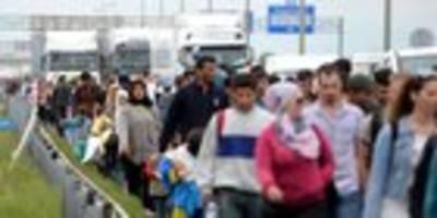 rückblick auf die flüchtlingskrise: ard zeigt die getriebenen
