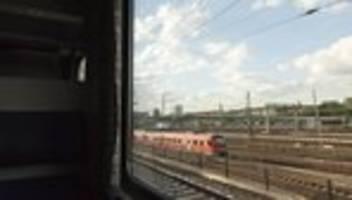 Bahnverkehr: Bahnstrecke zwischen Berlin und Wien wird ausgebaut