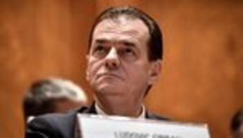 Covid-19: Rumäniens Ministerpräsident verstößt gegen Corona-Gesetze