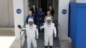 SpaceX-Start: Per Privatjet ins All – die Zweite