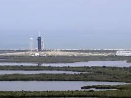 Erster US-Start seit neun Jahren: SpaceX-Rakete hebt erfolgreich ab