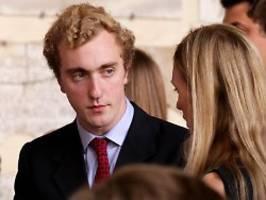 Regelverstoß auf Familienfeier?: Belgischer Prinz mit Coronavirus infiziert