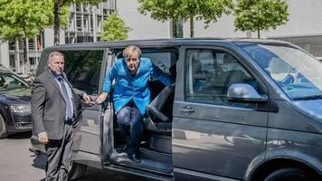 Absage an Trump: Merkel will nicht zum G7-Gipfel in die USA fliegen
