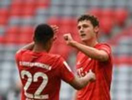 FC Bayern baut Vorsprung auf zehn Punkte aus