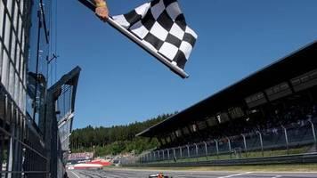 Corona-Krise: Erlaubnis da: Formel 1 kann in Spielberg starten