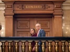 koalition: grüne bekommen hamburgs verkehrsbehörde